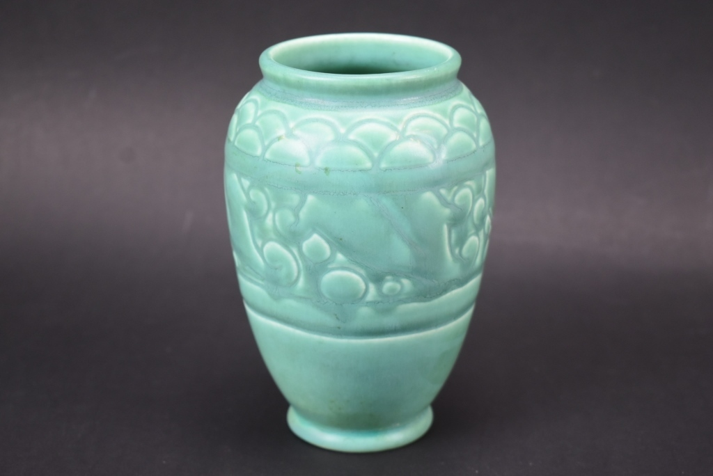 Rookwood Vase E Auctions Online Proxibid