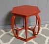 Pergola Style End Table