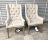 2 NEW Marquesa Upholstered Host Chairs
