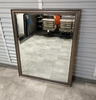NEW Large Framed Wall Mirror