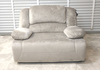 NEW Oversized Upholstered Recliner Chair
