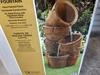 Hampton Bay Villa Terra Cotta Pots Water Fountain