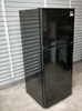 Black Vissani Apartment Size Refrigerator