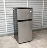 Stainless Steel Vissani Mini Refrigerator