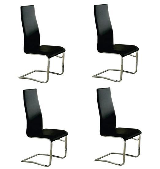 4 NEW Wade Logan Deshields Side Chairs