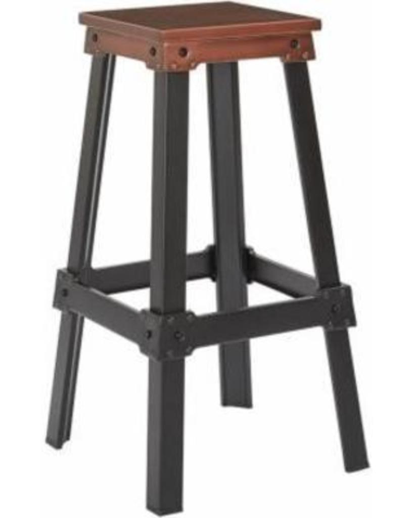 NEW OSP Home Furnishings New Hampshire 30 inch Bar Stool in Brushed
