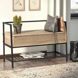 NEW Laurel Foundry Modern Farmhouse Ermont Storage Bench