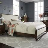 NEW Corrigan Studio Queen Size Arlo Upholstered Platform Bed