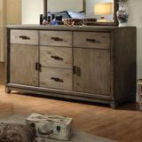 NEW Hokku Designs Karla 5 Drawer Combo Dresser