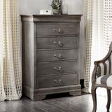NEW Lark Manor Lisle 5 Drawer Chest