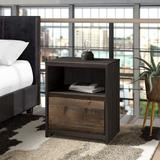 NEW Trent Austin Design Taumsauk 1 Drawer Nightstand