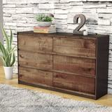 NEW Trent Austin Design Taumsauk 6 Drawer Double Dresser