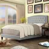 NEW Charlton Home Queen Size Rockaway Upholstered Panel Bed