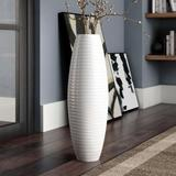 NEW Orren Ellis Stinchcomb Ceramic Floor Vase