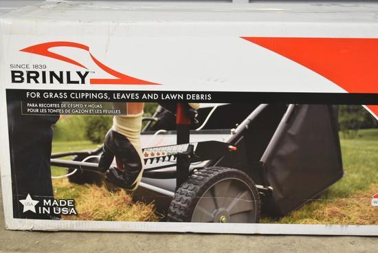 Brinkly Lawn Sweeper