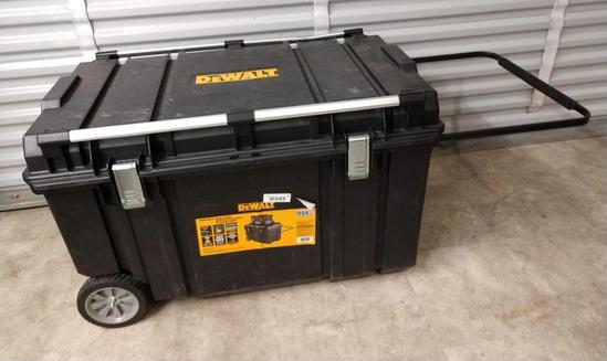 Dewalt Mobil Storage Tough Chest
