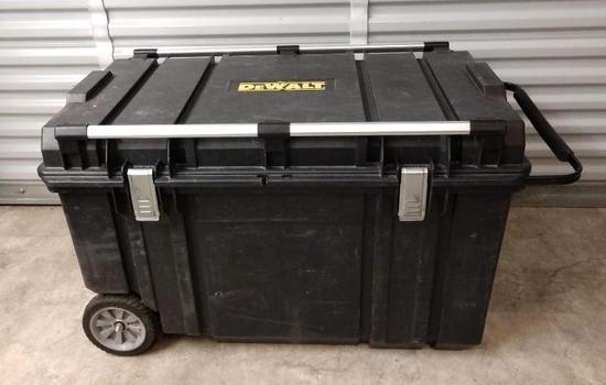 Dewalt Mobil Storage Tough Chest