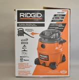 Rigid 16 Gallon Wet/Dry Vac With Detachable Blower