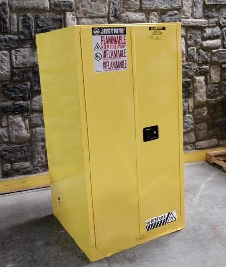 Just Rite Sure Grip EX Flammable Liquid Safety Storage Cabinet