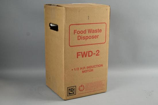 NEW InSinkErator FWD-2 Garbage Disposal