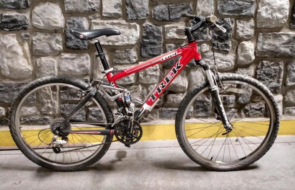 Trek Fuel 80 Full Suspension Bicycle