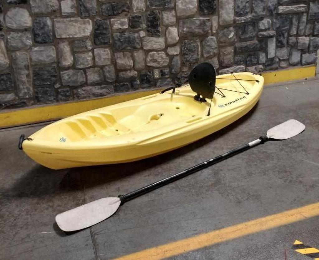 Emotion Spitfire-8 Single Seat Kayak
