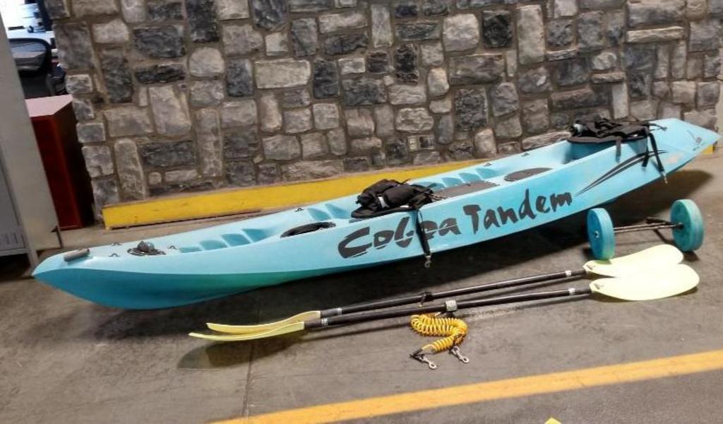 Aitken Designs Cobra Tandem Kayak
