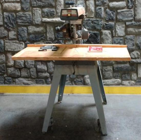 Craftsman 10in Radial Saw