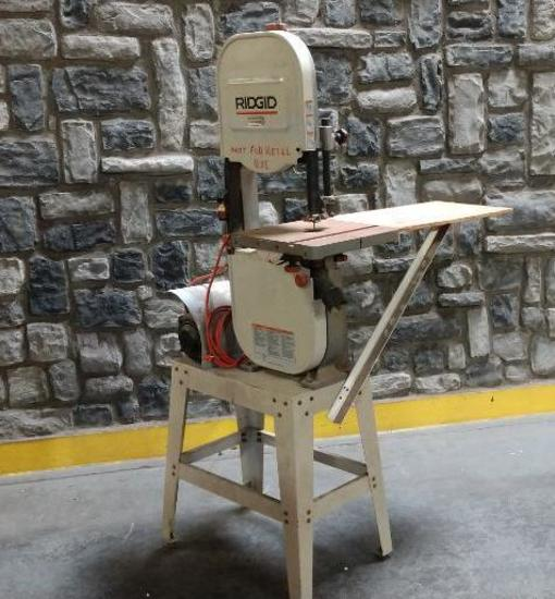 Ridgid 14in Band Saw
