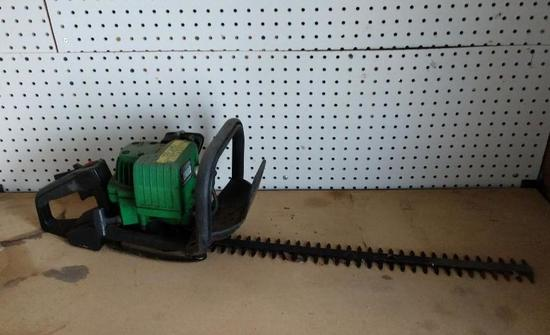 Weed Eater Gas Powered Hedge Trimmer