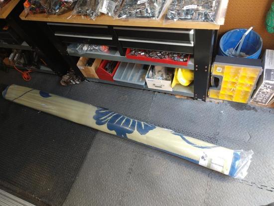 2pc Outdoor Reversible Patio Mat Set