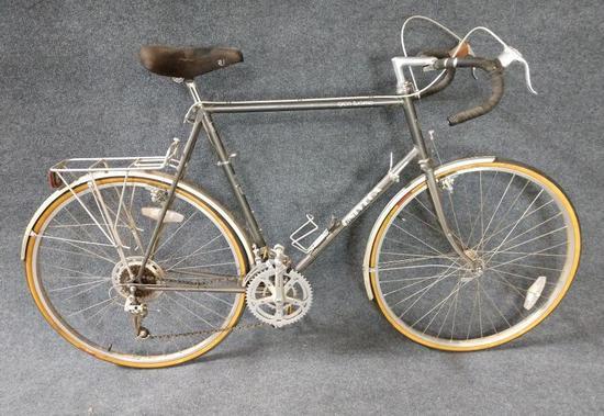 Vintage Univega Gran Turismo Road Racing Bicycle