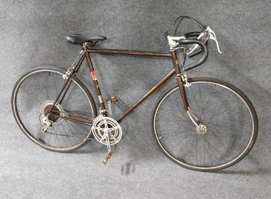 Vintage Motobecane Mirage Road Racing Bicycle
