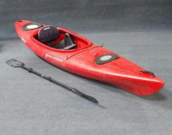 Red Wilderness Systems Pungo 140 Single Seat Kayak