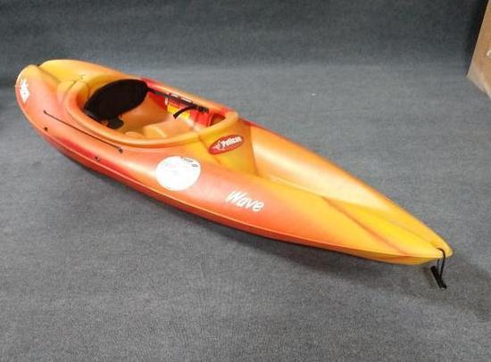 Pelican Wave Single Seat Kayak