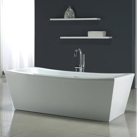 NEW Ove Decors Terra Freestanding Soaking Bathtub