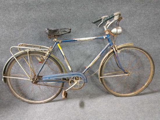 Vintage Schwinn Mens Bicycle