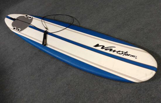 Wavestorm Foam Classic Longboard Surfboard