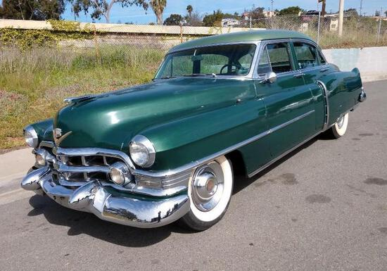 1952 Cadillac Fleetwood Series 60 Special