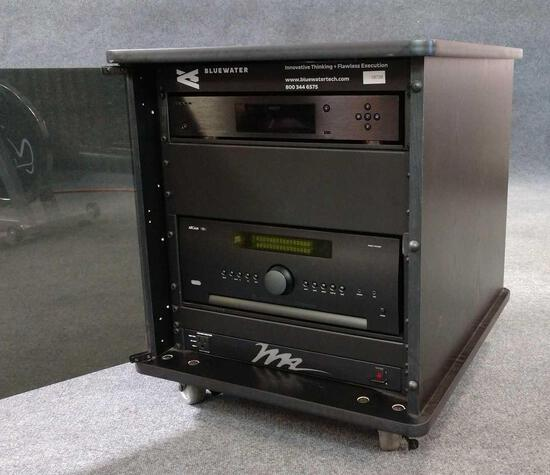 Bluewater Audio/Video Cart Oppo...Ultra HD Blue Ray Player UDP-203