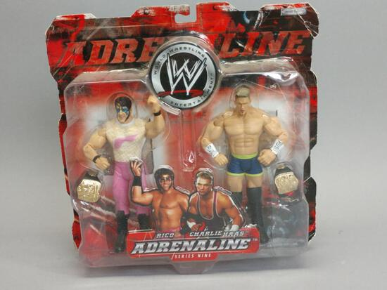 WWE Wrestling Action Figure Set