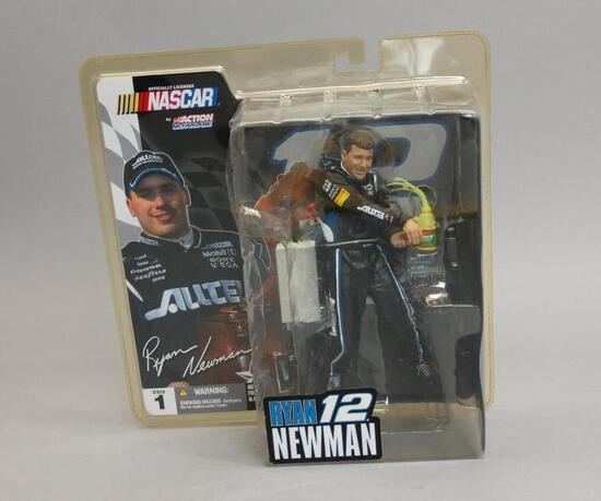 Nascar Ryan Newman Action Figure