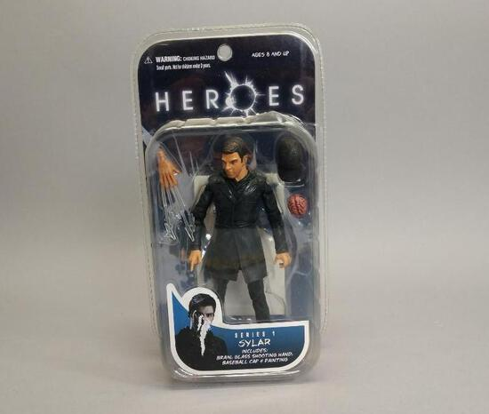 Heroes Series 1 Action Figure