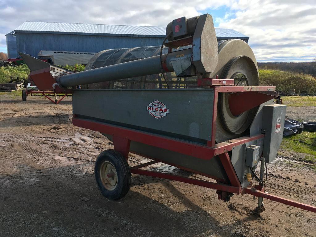 Lot: DMC Hi Cap 54 grain cleaner