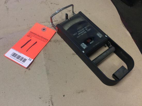 Kent Moore belt tension gauge.
