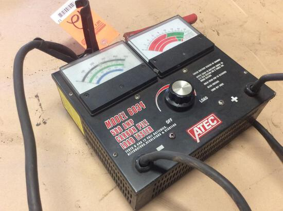 Atec 6034 carbon pile load tester.