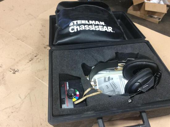 Steelman chassis ear.