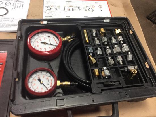 Shop Trans & engine pressure test kit.
