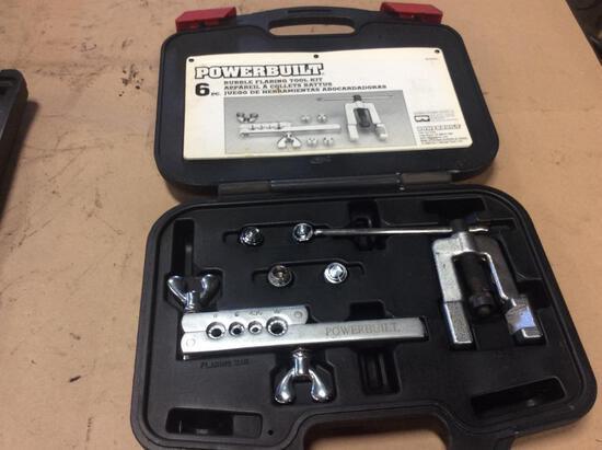 Powerbuilt flaring tool kit.