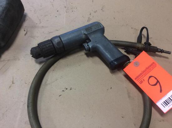 Snap-On air drill.